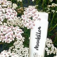 A flor da nosa Milenrama está xa case lista para recoller 🧺.. si chega o verán 🌞😂😂.  #muuhlloa #milhulloa_coop #granxamaruxa #cosmeticakm0 #cosmeticagalega #galiciacalidade #galiciamola #aulloa #cosmeticaecologica #cosmeticacertificada #cosmeticos #crema #cremacorporal