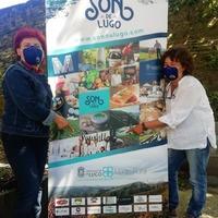 Hoxe estivemos na presentación do proxecto @son_delugo unha plataforma de venda online do máis interesante!! Botade unha ollada a web www.sondelugo.com  #muuhlloa #milhulloa_coop #granxamaruxa #cosmeticanatural #cosmeticaenxebre #cosmeticaecologica #galiciacalidade #galiciamola #aulloa